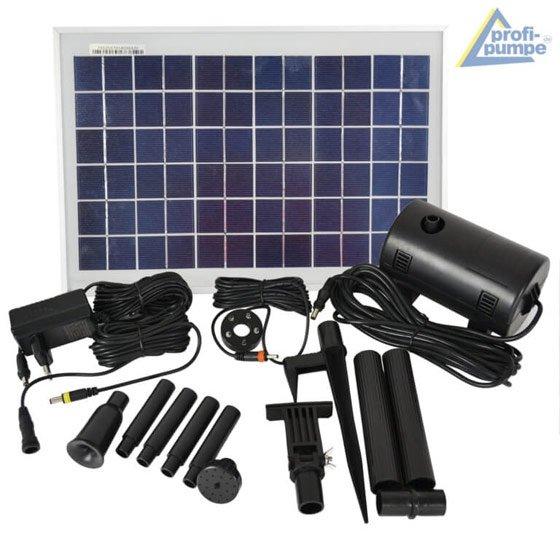 Solar-Teichpumpe-Amur